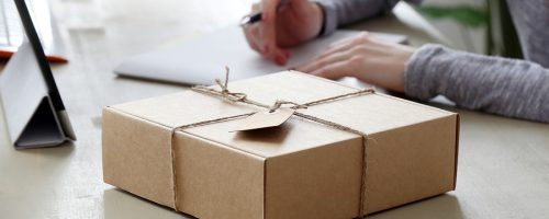 package on the table - packaging solutions